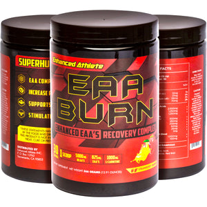 EAA BURN™ Essential Amino Acid Complex (Mango Strawberry) - Enhanced Athlete Store