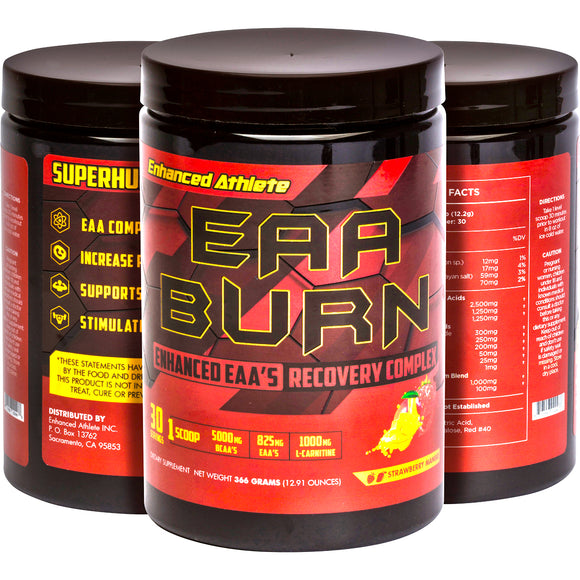 EAA BURN™ Essential Amino Acid Complex - Enhanced Athlete Store
