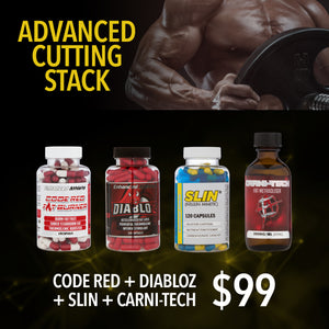 Advanced Shredding Stack - Enhanced Athlete Store