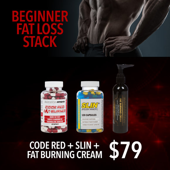 Beginner Fat Loss Stack - Enhanced Athlete Store