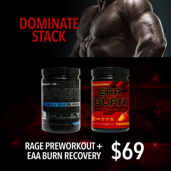 DOMINATE Stack - Enhanced Athlete Store