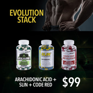 Evolution Stack - Enhanced Athlete Store
