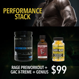 Performance Stack - Enhanced Athlete Store