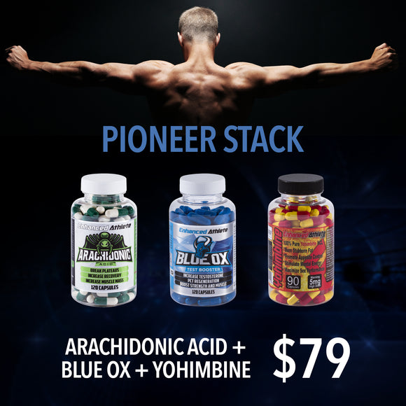 Pioneer Stack - Enhanced Athlete Store
