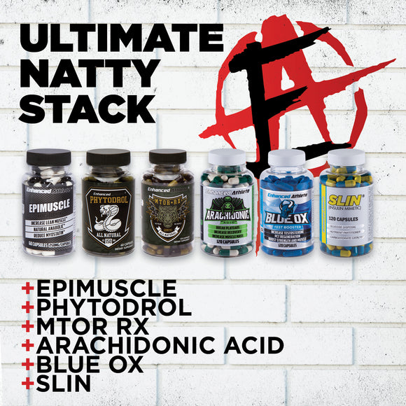 Ultimate Natty Stack - Enhanced Athlete Store