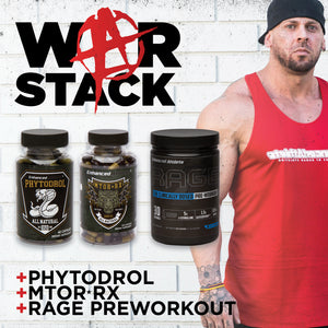 WAR Stack - Enhanced Athlete Store