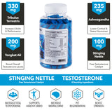 Blue Ox™ Testosterone Complex - Enhanced Athlete Store