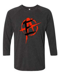 Tri Blend Anarchy Long Sleeve - Enhanced Athlete Store