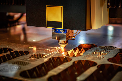 Mass Production with Fiber Laser Cutting