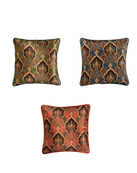 Designer Paisley Cushion Covers