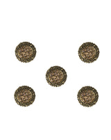 Mauli - Gold Metal Buttons