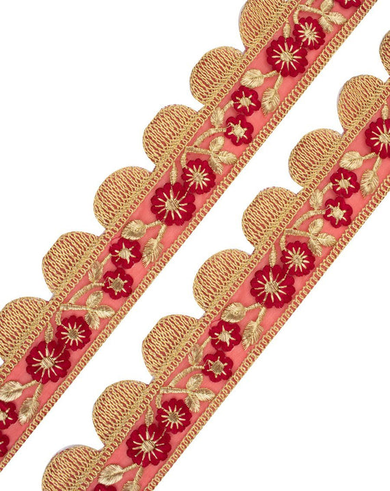 Inayat Lace - Red