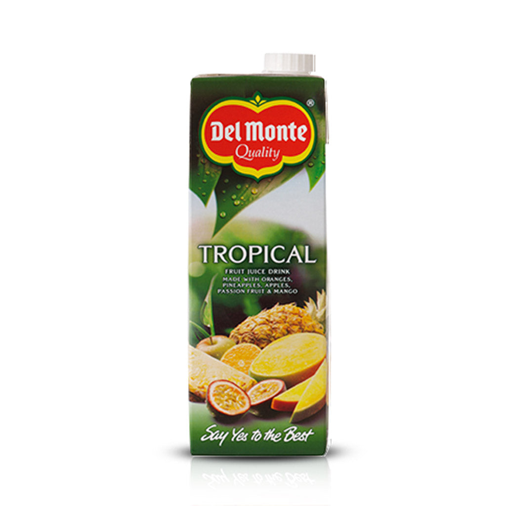 Del-Monte Tropical Juice 1 lt