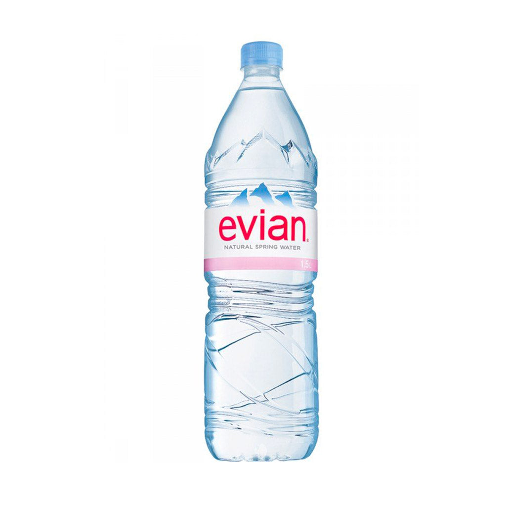 Evian Water 1.5 lt Still