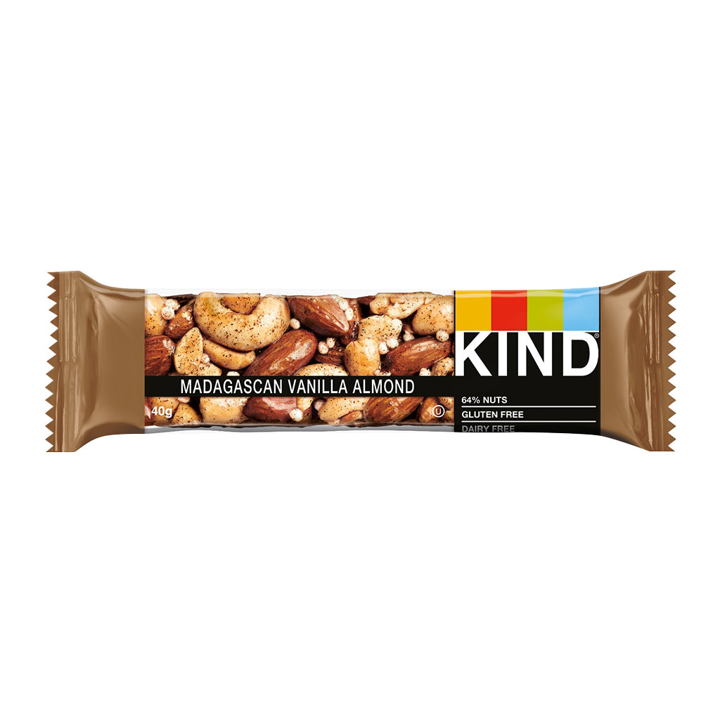 KIND - Madagascan Vanilla Almond