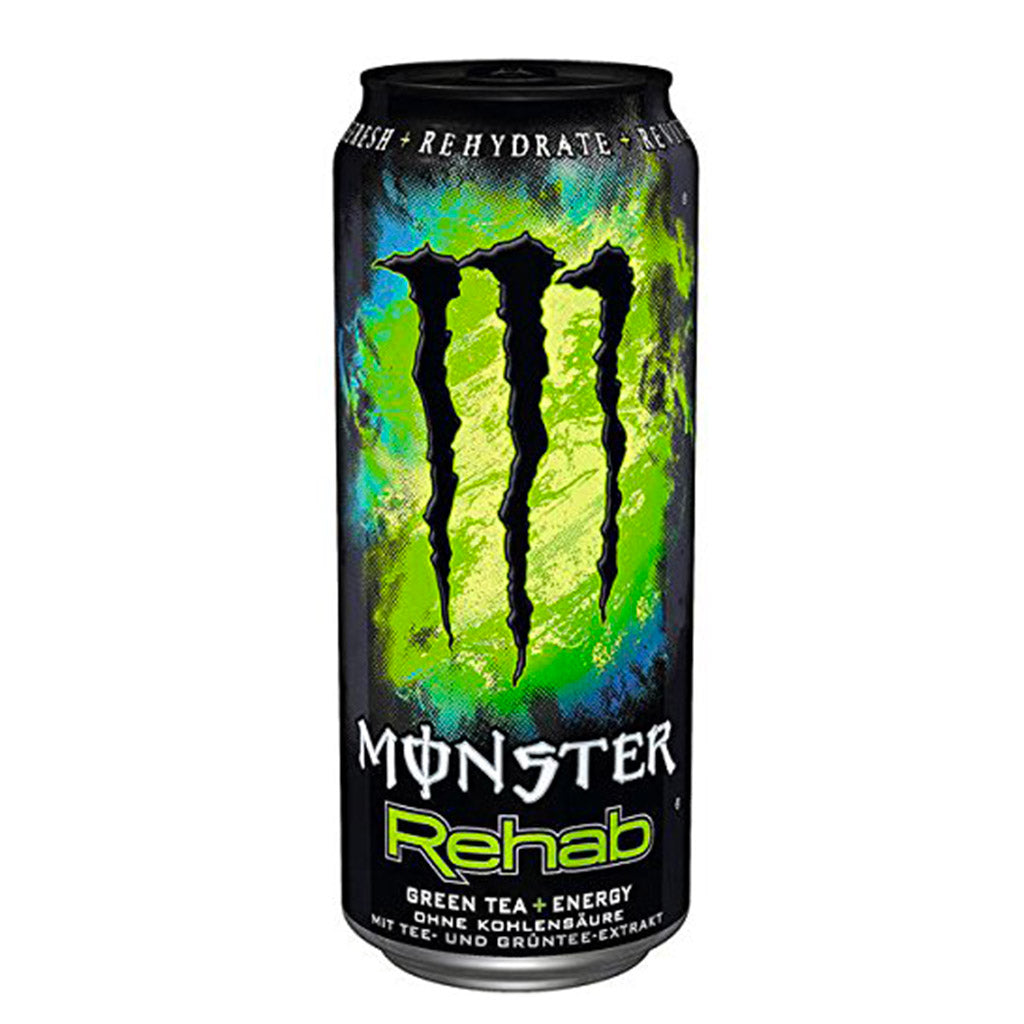 Monster Energy  Green 500 ml
