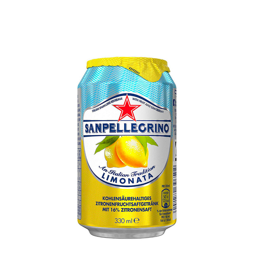 Sanpellegrino - Lemon 330 ml