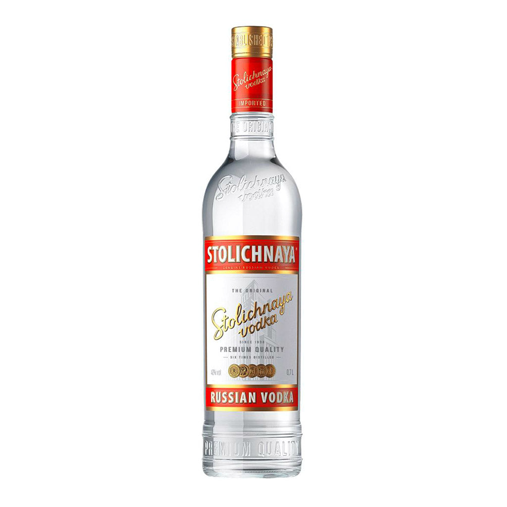 Stolichnaya The Original Premium Vodka 70cl