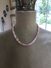 Load image into Gallery viewer, Pink Peruvian Opal Candy Necklace