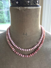 Load image into Gallery viewer, Pink Opal Candy Necklace #2