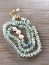 Charger l'image dans la galerie, Moss Aquamarine Candy Necklace