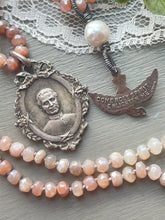 Load image into Gallery viewer, Madonna and Child and Holy Dove Necklaces