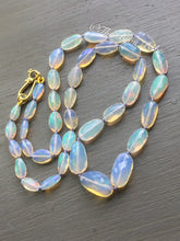 Load image into Gallery viewer, Ethiopian Opal Nugget Necklace