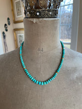 Charger l'image dans la galerie, Layaway Payments for Michelle 18k Sleeping Beauty Turquoise Necklace