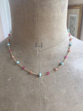 Load image into Gallery viewer, Gemstone Layering Necklaces