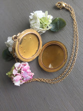 Load image into Gallery viewer, Art Nouveau Paste Locket W&H Co.