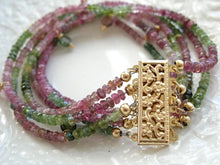 Load image into Gallery viewer, Tourmaline Bracelet
