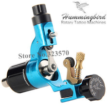 Original Hummingbird Silver Gen 2 Rotary Tattoo Machine Swiss Motor Liner Shader Supply Free RCA Cord.