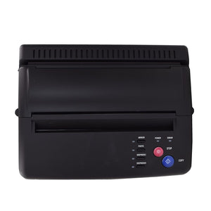 Tattoo Thermal Copier  Professional Tattoo Thermal Stencil Paper Maker Transfer Copier Machine with Temporary Tattoo Sticker