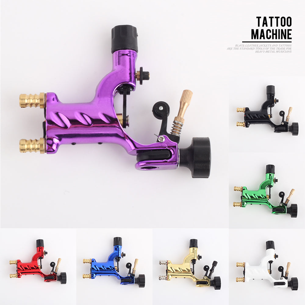YILONG Dragonfly Rotary Tattoo Machine Shader & Liner 7 Colors Assorted Tatoo Motor Gun Kits Supply For Artists
