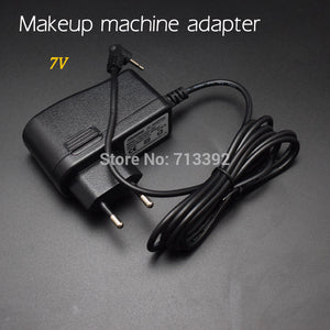 7V-1A Adapter Professional Permanent Makeup Machine Power Supply Adapter  (2.5MM)