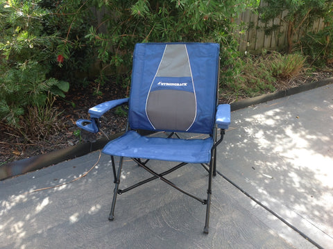 Relief for your Back: The Best Camp Chairs from STRONGBACK