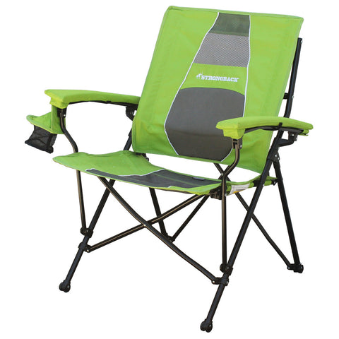 STRONGBACK ELITE Lime Green & Grey, BEST FOLDING CHAIR