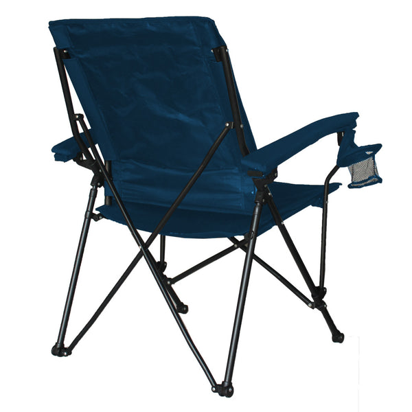 STRONGBACK Elite Navy Chair, Best Folding Chair