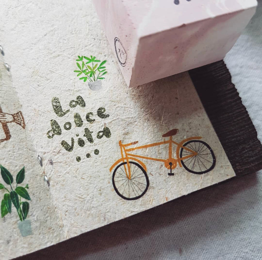 Nove Rubber Stamp Create Collection
