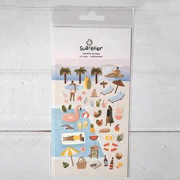 Suatelier Mid Summer Sticker Sheet