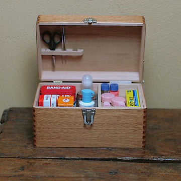 [STOCK AVAILABLE- Inquire Within] Classiky First Aid Box (S)