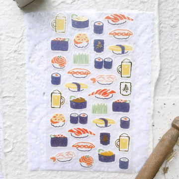 Wanowa Sushi Sticker Sheet