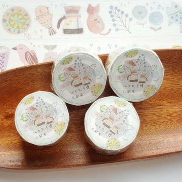 Fairy-Pill Little Things Washi Tape