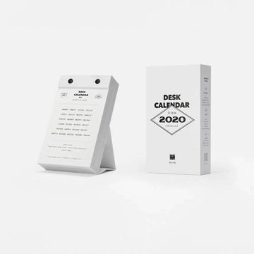 Owspace Countdown Desk Calendar 2020