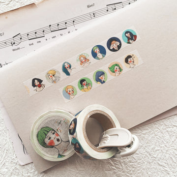 LDV Girls Washi Tape - No.3