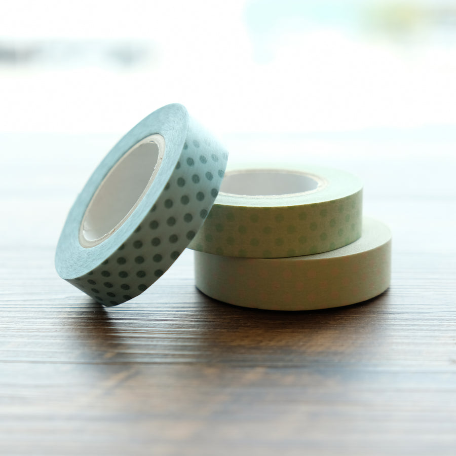 Classiky Dots Masking Tape