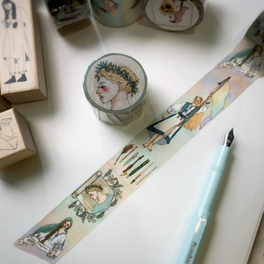 LDV washi Tape【Limited Edition】