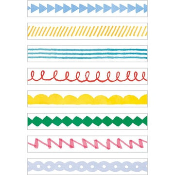 Kitta Slim washi tape - Line