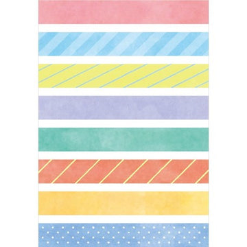 Kitta Slim washi tape - Mix 2