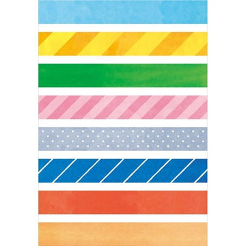 Kitta Slim washi tape - Mix